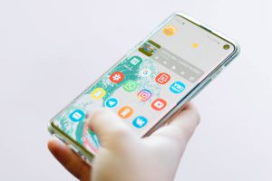 agencias SEO - smartphone